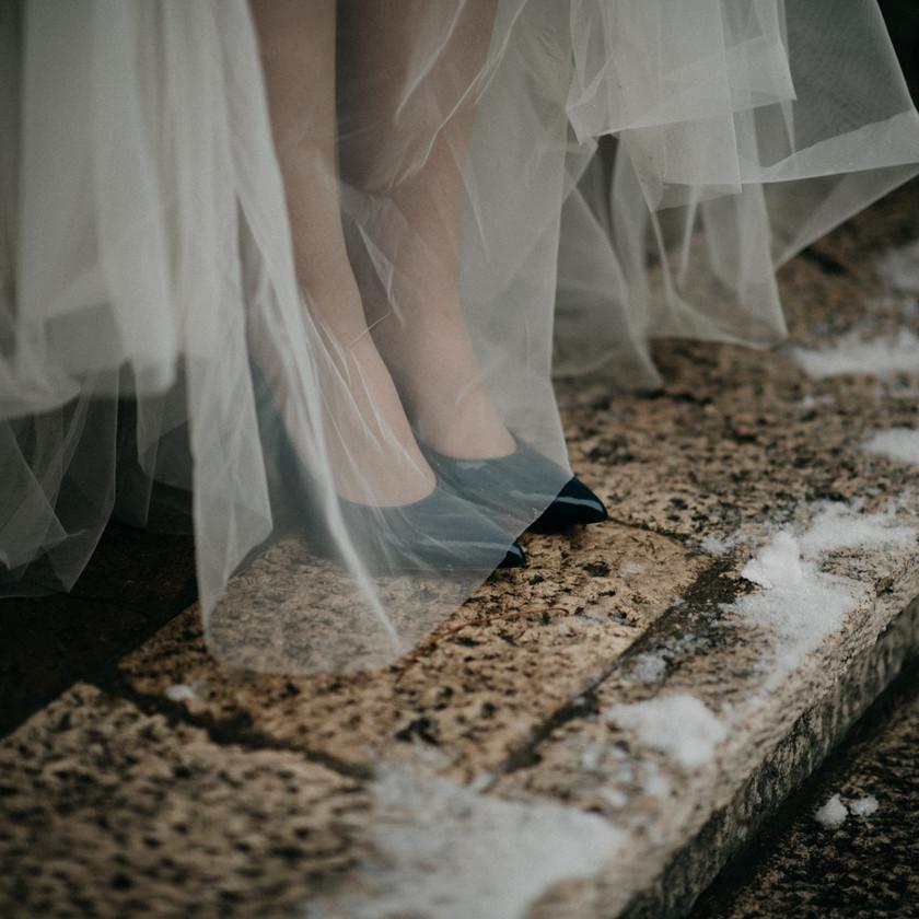 Baldowsky cipő The Wedding Fox