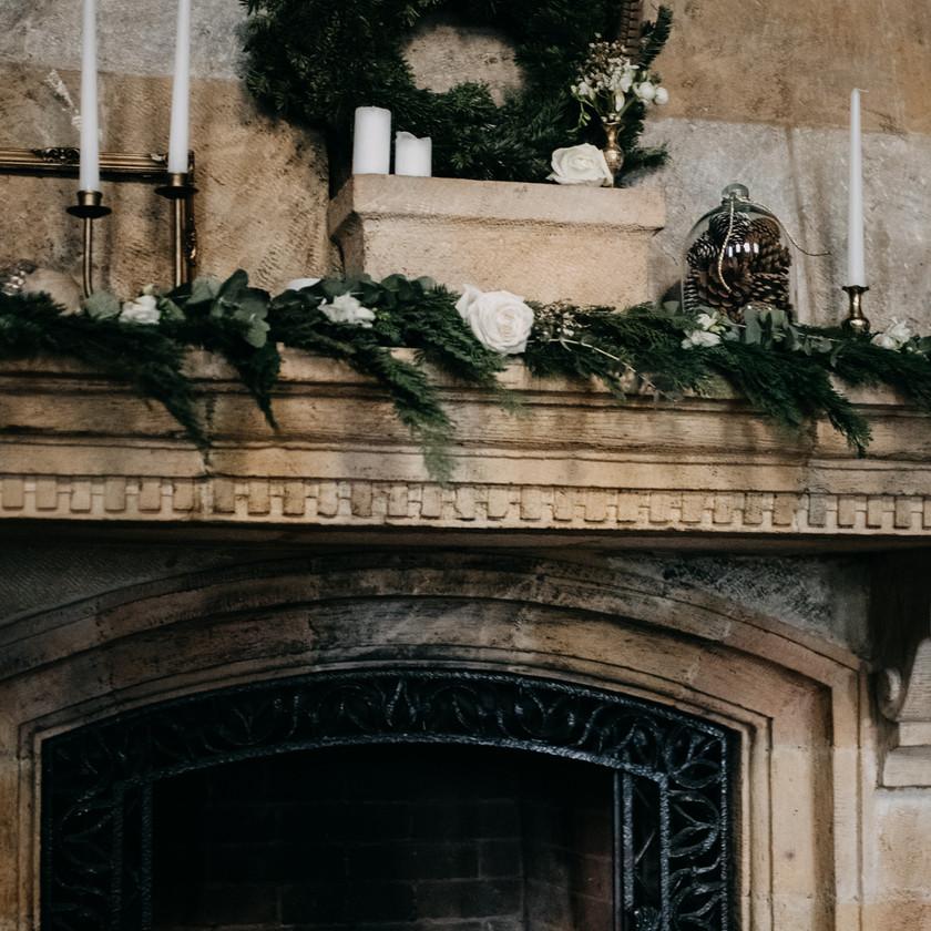 winter wedding deco inspiration by The Wedding Fox