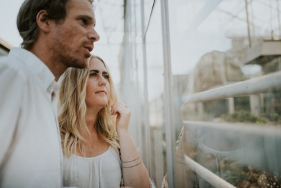 Engagement photoshoot in Gothenburg Bothanical Garden | bröllopsfotograf The Wedding Fox