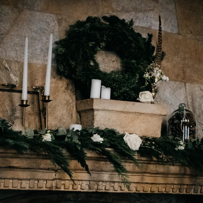 winter wedding inspo by The Wedding Fox