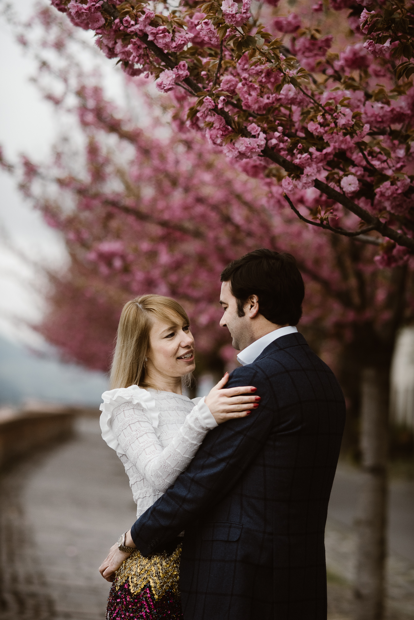 bre-session in Buda Castle Budapest by The Wedding Fox photography
