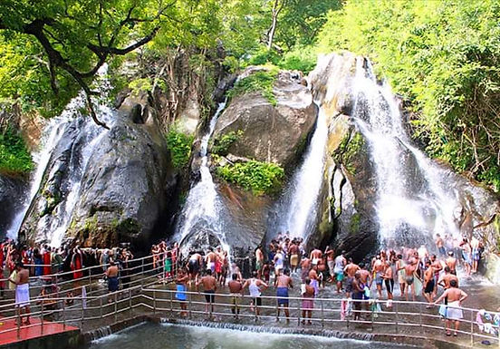 Courtallam Waterfalls
