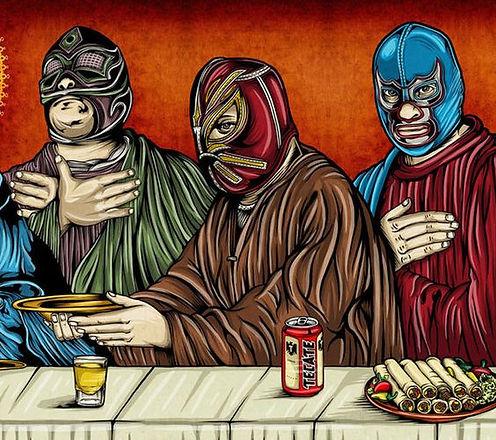 FUKUMEN覆面|asakusa台東区浅草|tequilaテキーラ|tacosタコス|mexicanメキシコ料理メキシカン