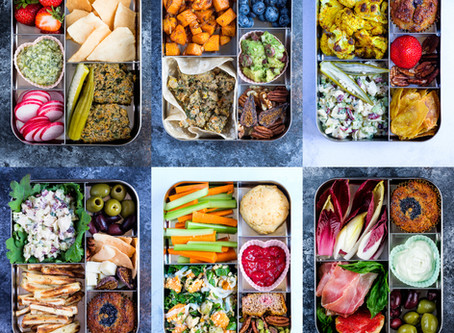 What to Pack in Your Kids' Healthy School Lunches