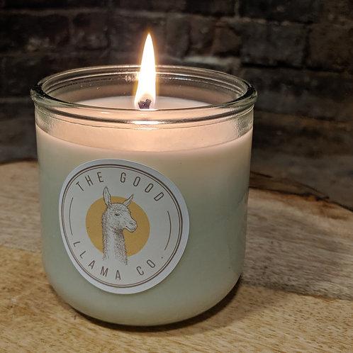 Hygge Llama (fragrance: Frasier Fir)