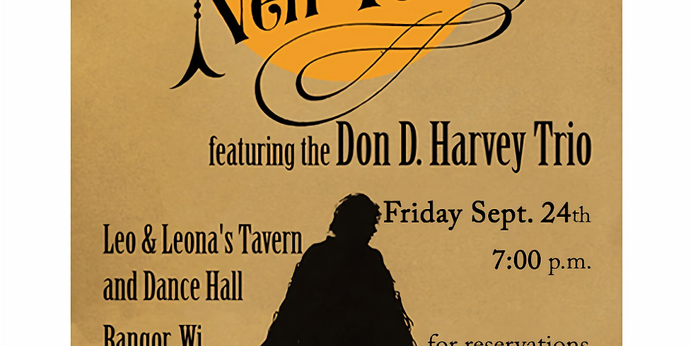 """Neil Young Tribute concert """"Harvest Gold"""""""