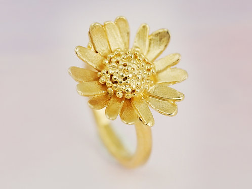 Kopia pierścien BLOSSOM daisy