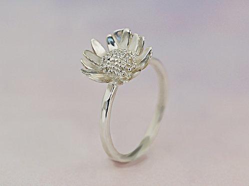 pierścien BLOSSOM daisy