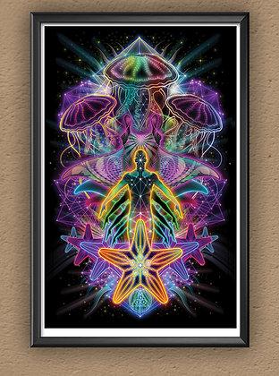 Aquatic Transcendence Print