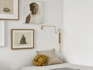 Six ways to style a single room