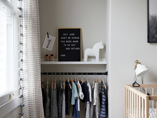 Six steps to a neutral and stylish nursery