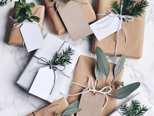 Six brown wrapping paper hacks