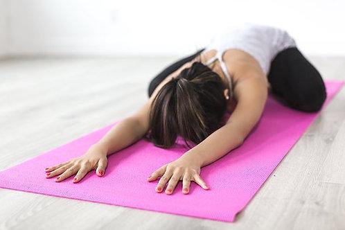 Hatha Yoga trifft Yin Yoga