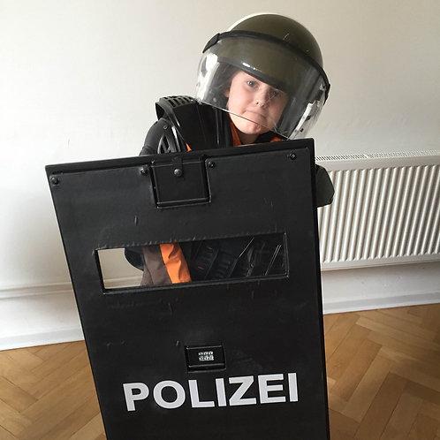 Wir besuchen die Wedeler Polizei