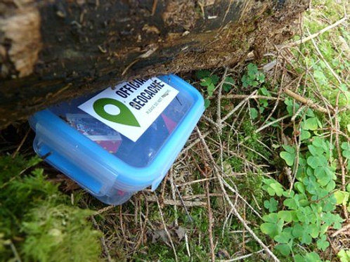 Geocaching kennenlernen