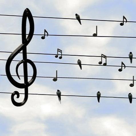 Alles mit Musik - online