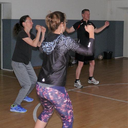 Fitness-Training für Männer und Frauen