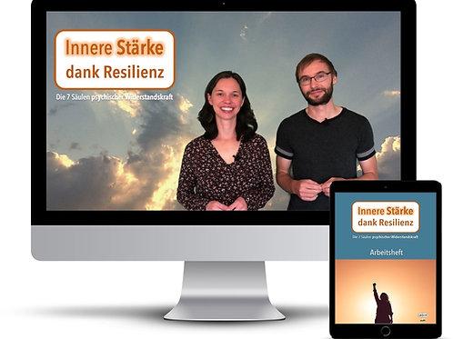 Innere Stärke dank Resilienz