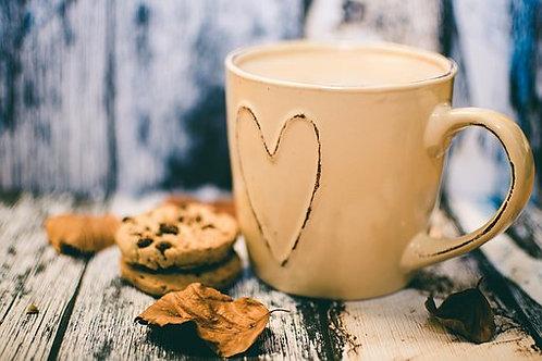 Musikalisches Kaffeetrinken mit mehr
