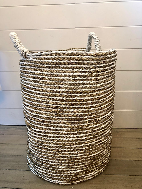 Hand Woven Basket (large)