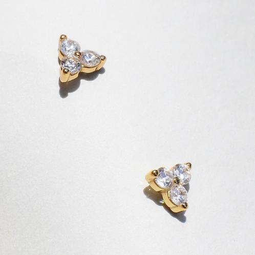 Stephanie Stud Earrings