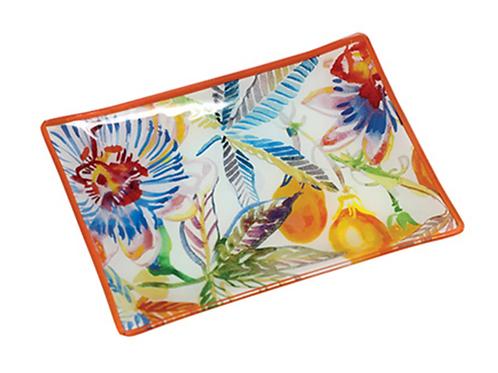 Fragonard Fleur de la Passion Dish