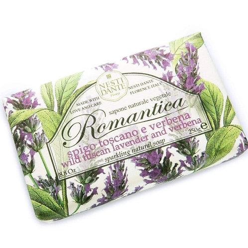 Nesti Dante Lavender & Verbena Soap