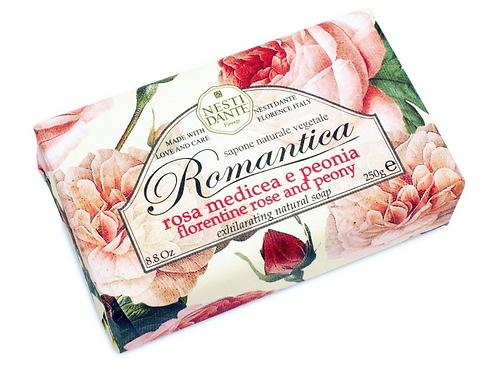 Nesti Dante Rose & Peony Soap