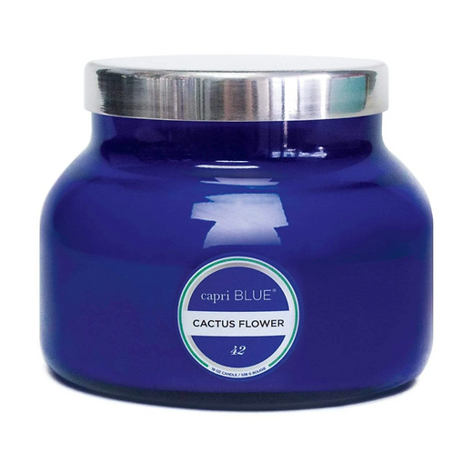 Capri Blue Signature Candle, Cactus Flower