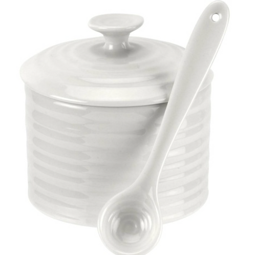 Sophie Conran for Portmeirion Condiment Pot with Spoon