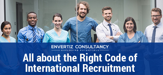 All about the Right Code of International Recruitment