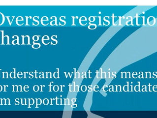 NMC eases the overseas nurses registration process
