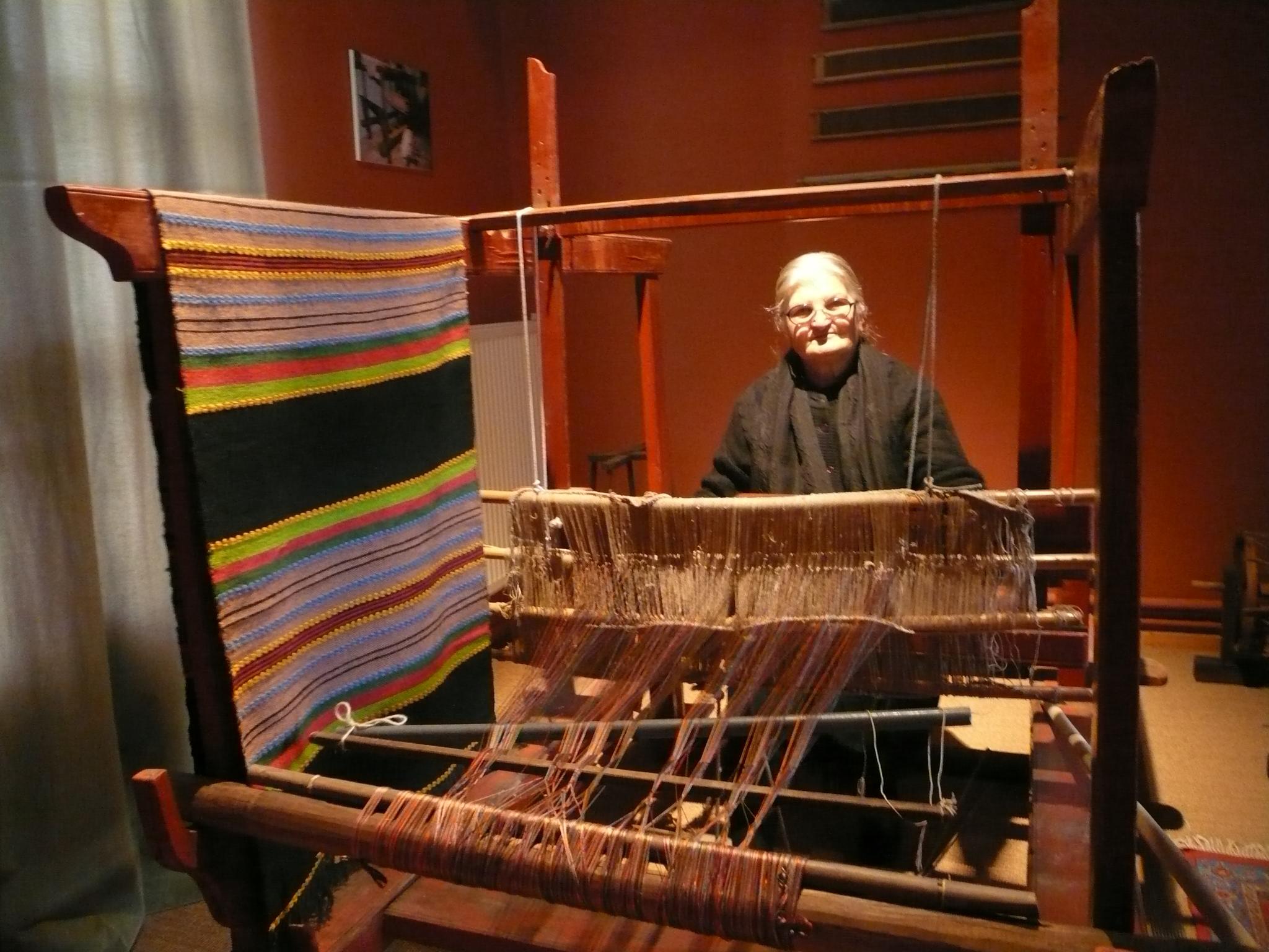 Δωμάτιο Υφαντικής / Weaving Room