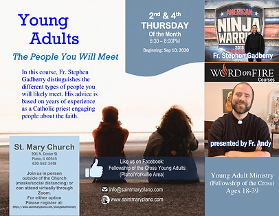 Young Adult The People You Will Meet 092