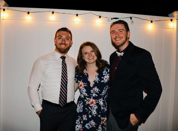 Mike, Britt, & Sam!