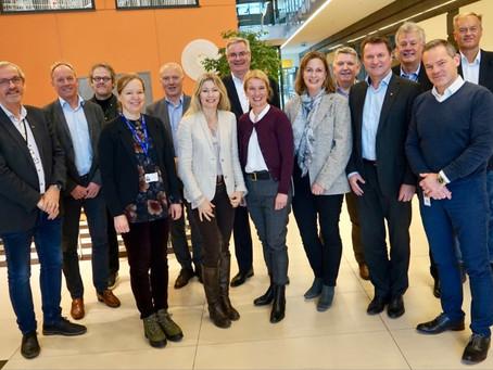 Styremøte i Norwegian Energy Solutions