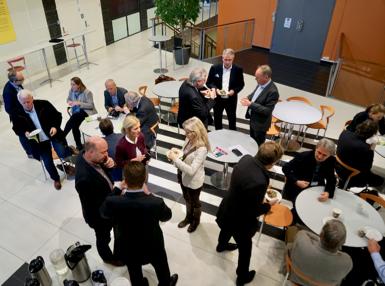 Årsmøte i Norwegian Energy Solutions