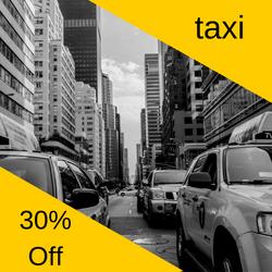 taxi gratis 30off