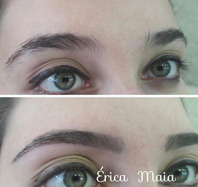 Micropigmentação ultra realista em Campinas - Studio Erica Maia