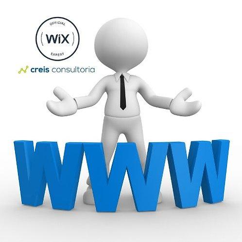 Conectar um Domínio em site WIX