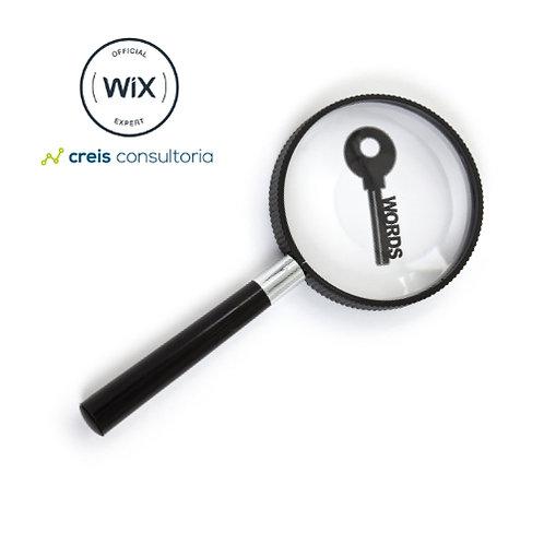 Configuração de Códigos nos Sites Wix