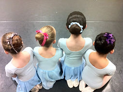 Ballet Hair Competitions