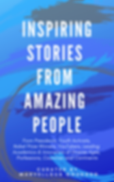 INSPIRING STORIES FROM AMAZING PEOPLE.bl