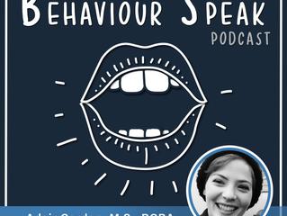 PODCAST: Adair talks origins, culture, and practice on Behaviour Speak