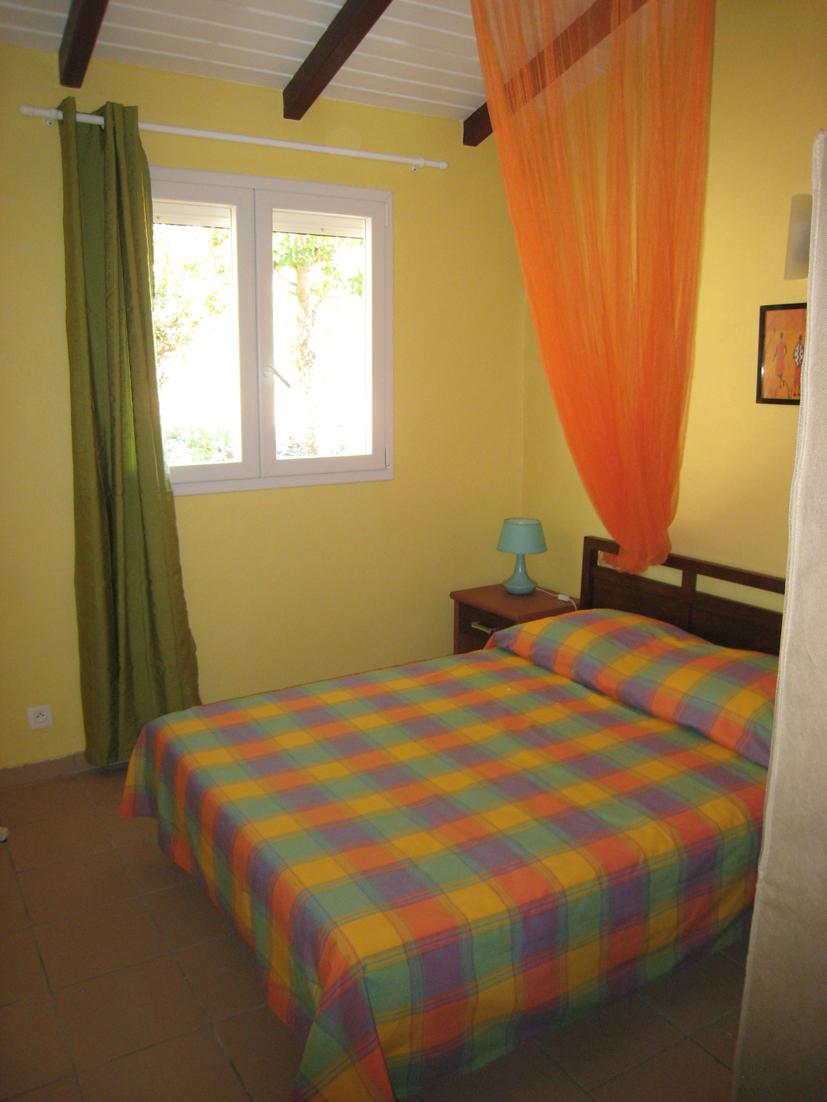 Chambre - Villa Coco à l'Eau - Résidence Coco d'Iles - Les Saintes