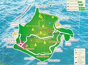 Les Traces des Saintes - Plage des saintes - Résidence Coco d'Iles