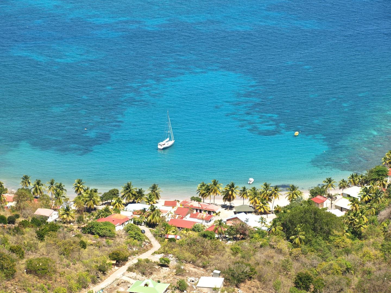Plage de Grande Anse - Résidence Coco d'Iles -  Les Saintes