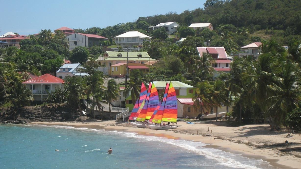 Catamarans aux Saintes - Résidence Coco d'Iles -  Les Saintes