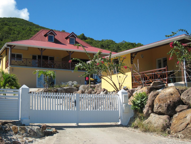 Entrée - Résidence Coco d'Iles -  Les Saintes