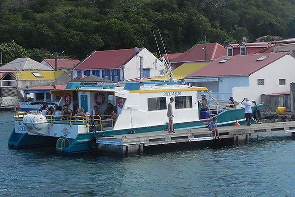 Ferry Bleu Azur